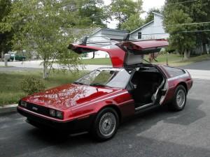 DeLorean-DMC-12-классика